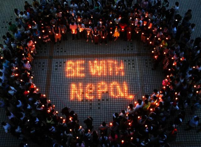 NEPAL-hommage