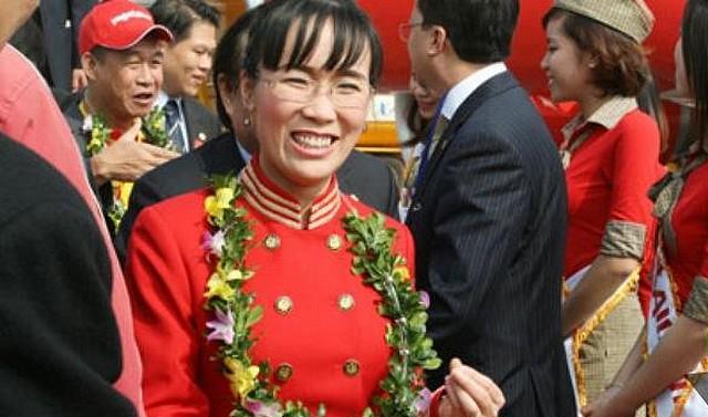Nguyen Thi Phuong Thao, vietjet 2
