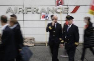 Les pilotes d' Air France disent oui à une nouvelle low cost
