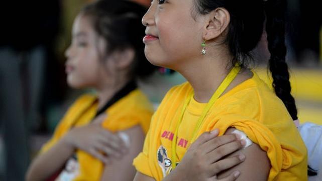 dengue-campagne-de-vaccination-philippines