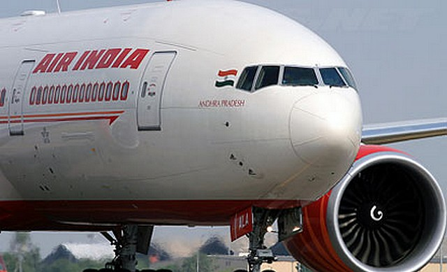 femme copilote air india