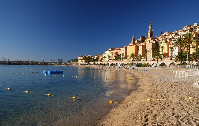 Menton drague ouvertement l international - Office tourisme de menton ...