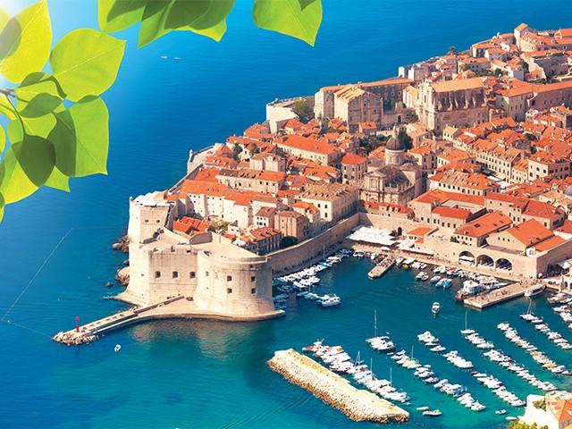travel europe croatie-dubrovnik