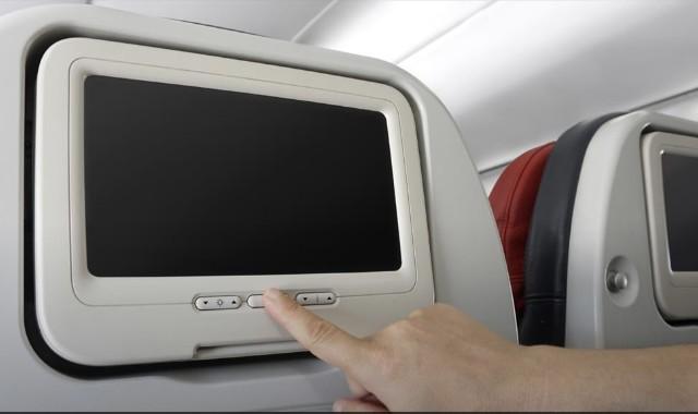 Air France-film avion