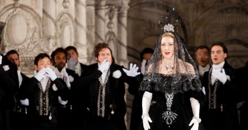De l' opéra ad libitum