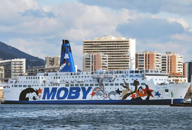 Moby Zaza-corse