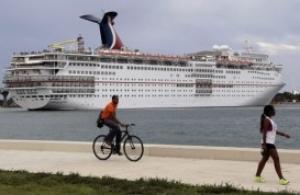 Première traverséee d'un navire de croisière US de Miami à La Havane