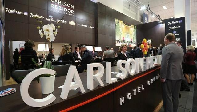 Le groupe h telier carlson rezidor devient majoritairement for Groupe hotelier