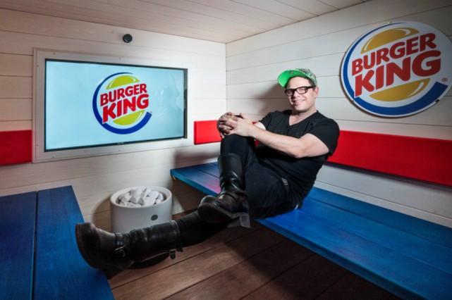sauna helsinski-finlande-burger-king