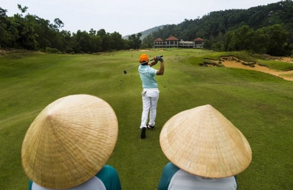 Le Vietnam un nouveau paradis pour les golfeurs