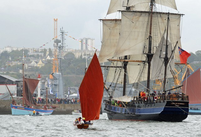 Fêtes Maritimes de Brest-Salaun holidays