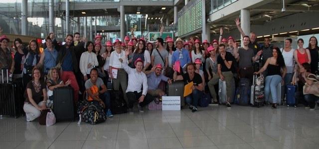 Thailand TTM 2016-aeroport