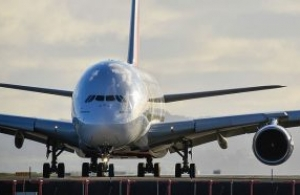 Vues d'en haut : French Blue, Air France, Jet Airways, Ukraine International Airlines, Oman Air, BMI, etc.
