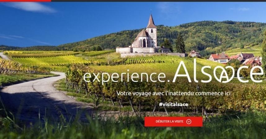 L' Alsace s'expose sur la toile