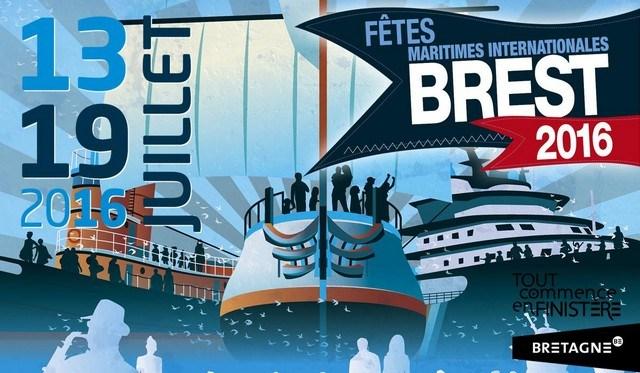 Fêtes Maritimes Internationales de Brest