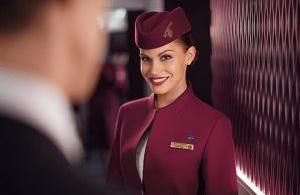 Qatar Airways voit la vie en rose
