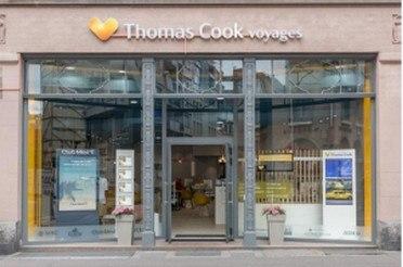 thomas cook agences rénovées
