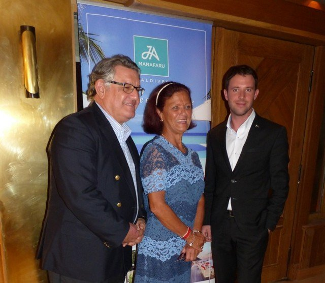 Clairemonde Coquet, agence 3C Consulting, Abel Damergi, Enchanted Island resort, Ivan Niss, JA Resorts