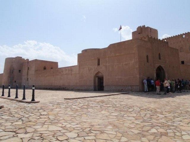 château de Jabrin-tranorientale Asia 2016