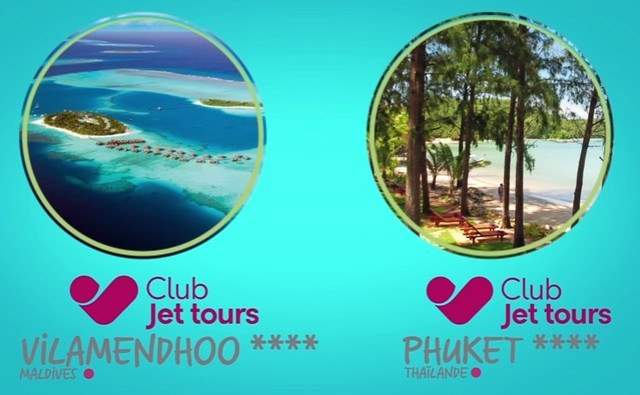 club jet tours ocean indien