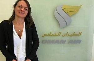Oman Air nomme Stéphanie Caron au poste d'Attachée Commerciale