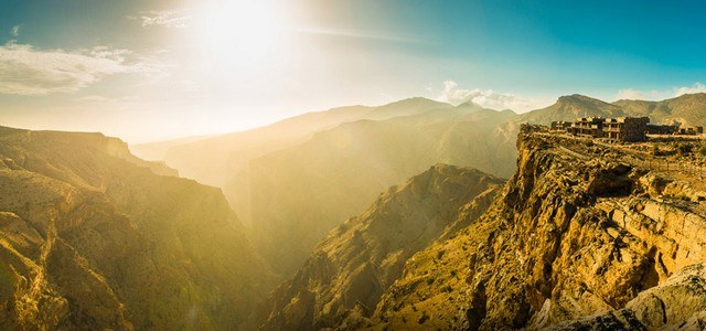 transorientale asia-Jebel Akhdar