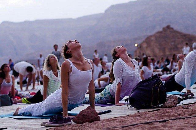 yoga israel