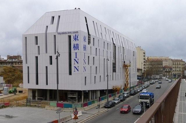 Une chaine japonaise ouvre son premier h tel marseille for Chaine hotel