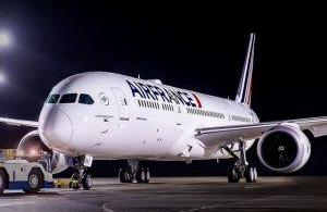 Air France réceptionne son 1er Boeing 787