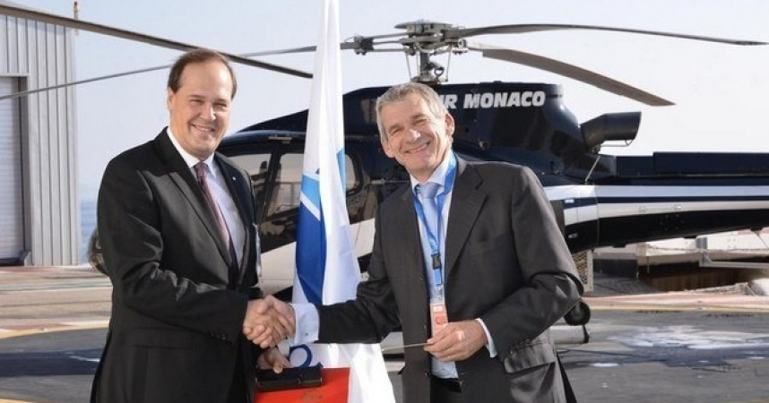 Monaco possède aussi sa Direction de l'Aviation Civile