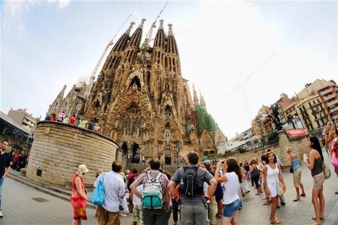 L espagne a t elle d sormais d pass la france en nombre de touristes - Office de tourisme espagne ...