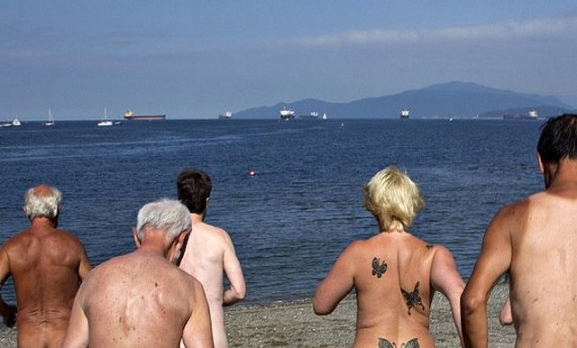 Quebec plage nudiste Plage Quebec