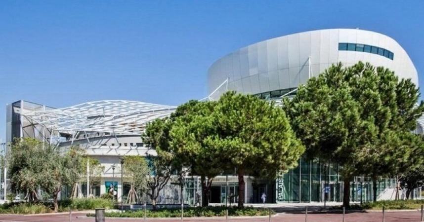 Bilan très positif pour le nouveau Palais des Congrès d'Antibes
