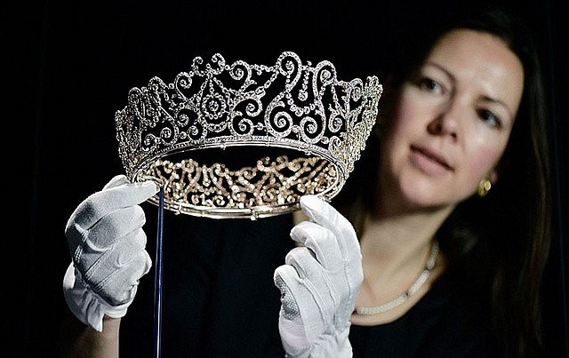 les joyaux de la reine londres
