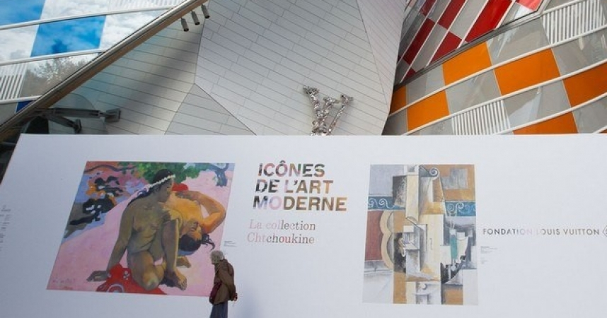 Au Secours,  l'exposition Chtchoukine s'en va!