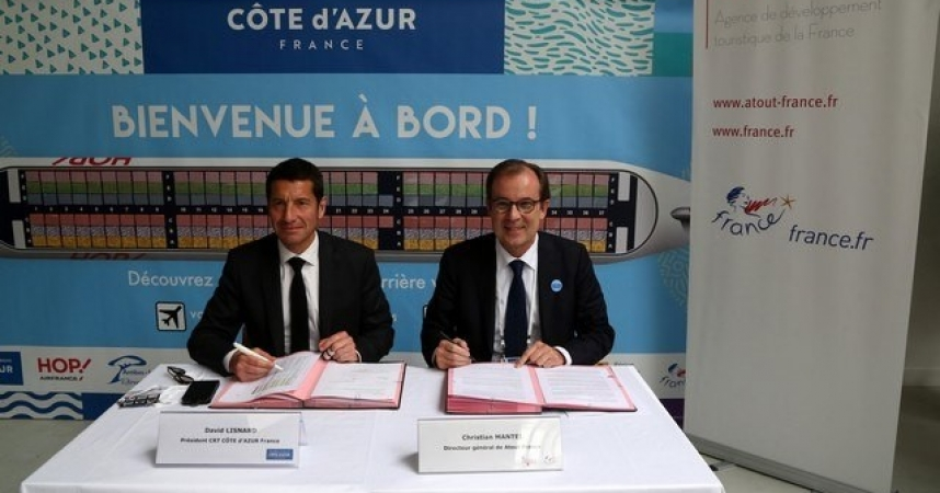 La Côte d'Azur obtient 2,4 M d'€ pour sa relance touristique