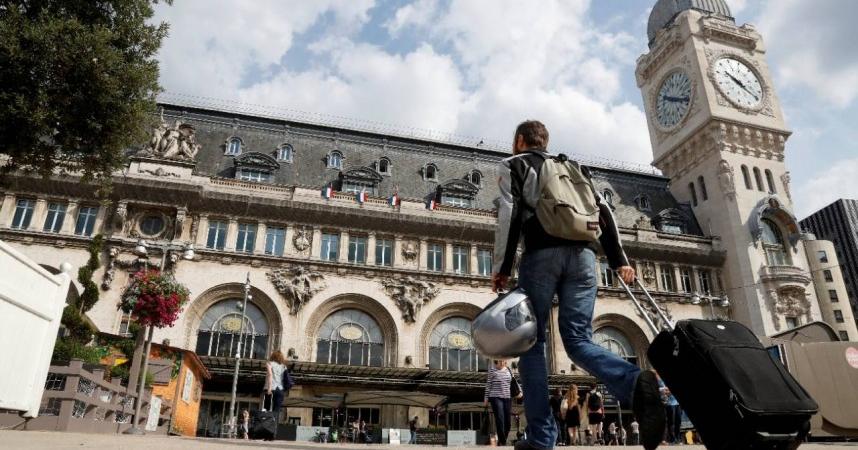 La Gare de Lyon en a vite fait le tour