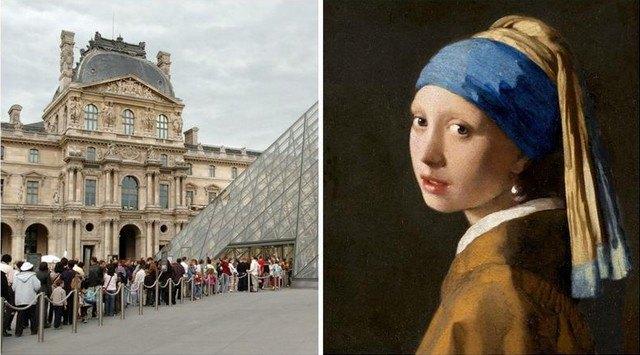 Des Hollandais En Or Au Louvre