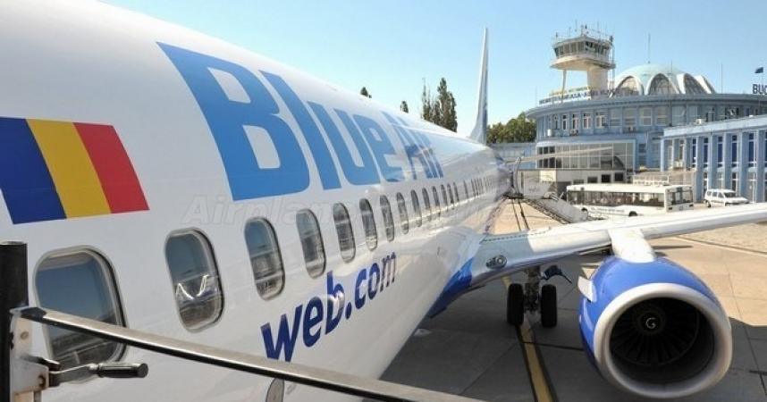 Blue Air ouvre Cluj-Napoca au départ de Nice