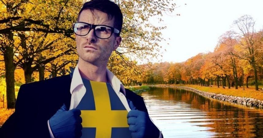 En Suede, le temps d'un week-end