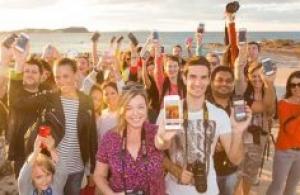 Des chasseurs d'images sur Instagram pour la Côte d'Azur