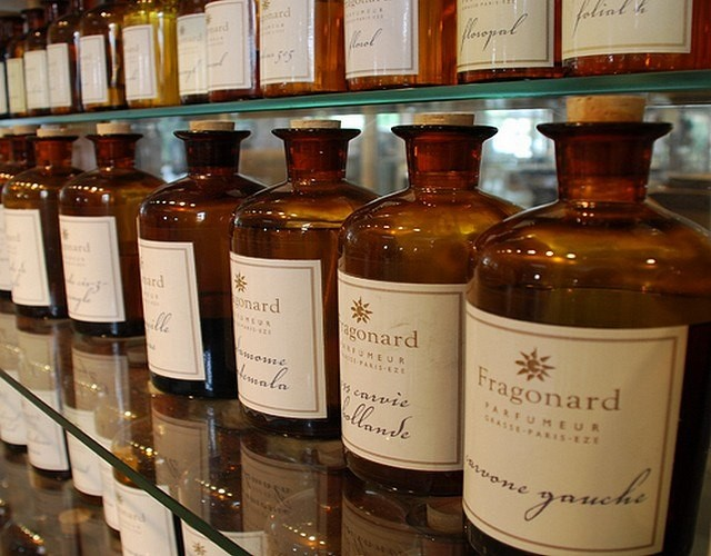La parfumerie fragonard grasse d croche le label qualit - Maison de la parfumerie ...