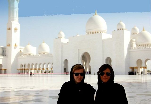 Havas voyages s invite abu dhabi - Office tourisme abu dhabi ...