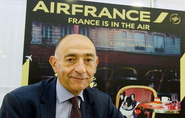 Air France-KLM: nombre de passagers en hausse