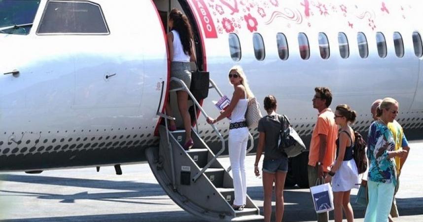 L'aéroport de St Tropez retrouve son trafic international