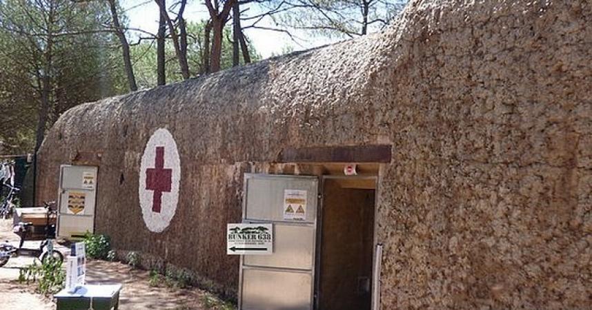 Le bunker 638 d'Hitler au Cap d'Agde