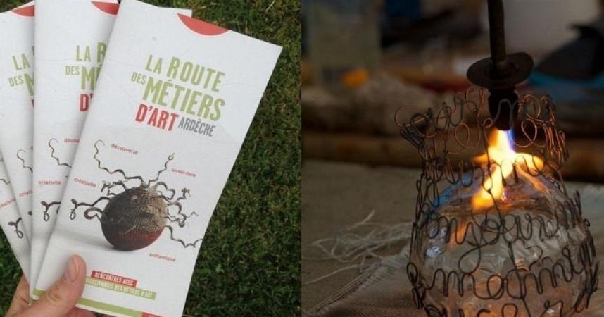 Sillonner l' Ardèche des créateurs, le vrai bon plan