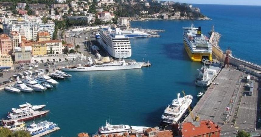 Les nouveaux enjeux du port de Nice