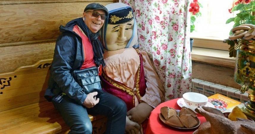Les brestois du «voyage du siècle» à bon port à Vladivostok