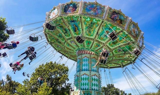 le jardin dacclimatation sinvite dans le top 3 franais des parcs - Jardins D Acclimatation